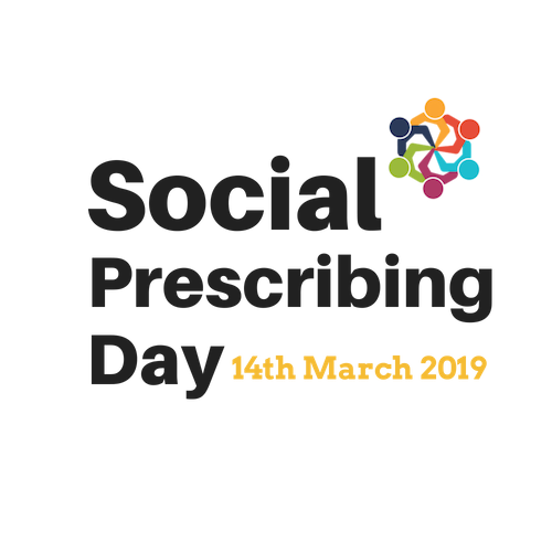 14th March 2019 – International Social Prescribing Day.