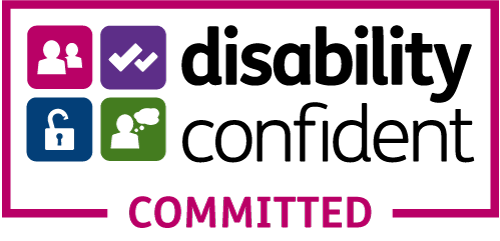 North Wales branch is now aCertified as a Disability Confident – Committed Employer.