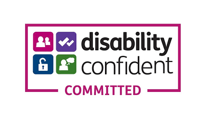 Lancashire Branch is now a Disability Confident Committed Employer!