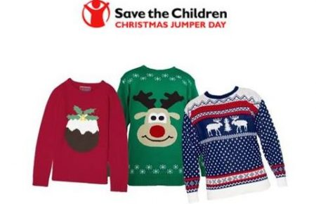 Christmas Jumper Day! Friday 13th December